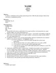 Objectives For A Resume Exles by Resume Objective Exle Engineering