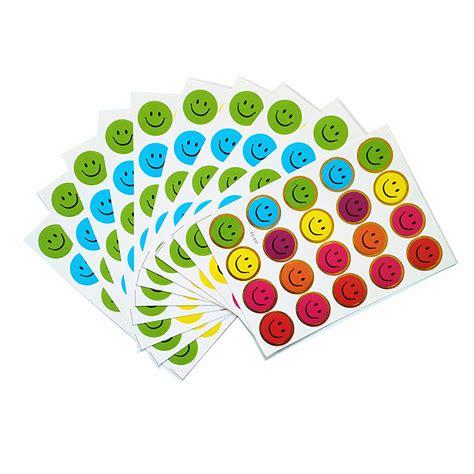 Sale Stiker Bulat 5 Cm 1 Pack Isi 15 aliexpress buy 10 set pack 9 12 5cm mini paper