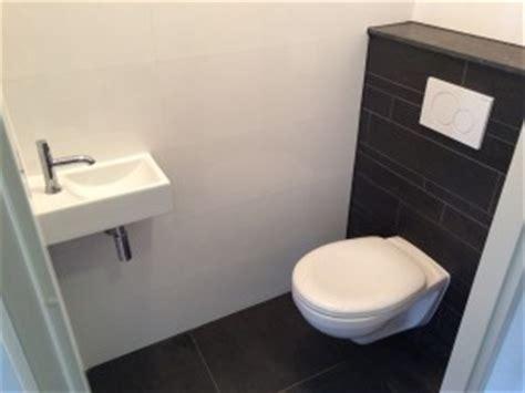 Wc Ruimte Betegelen by Witte Uitgeest Compleet Nieuw Toilet Voor 3 390