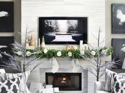 home and garden television design 101 christmas decorating ideas for mantels easy crafts and