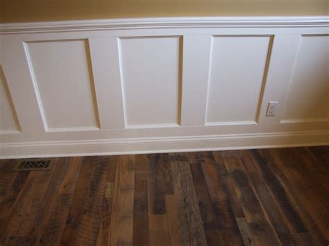 Frame And Panel Wainscoting Dudley Avenue Frame And Panel Trim Westfield Nj