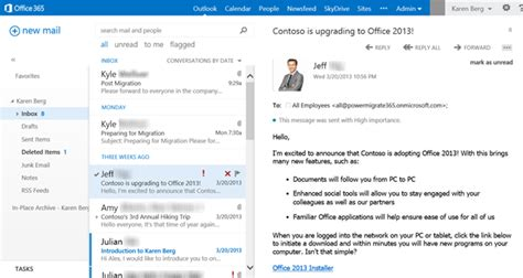 Office 365 Login Outlook The Upgrade To The Microsoft Portal For Office 365