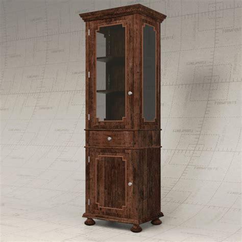 restoration hardware filing cabinet rh james bath cabinet 3d model formfonts 3d models