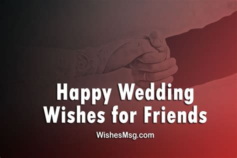 wedding wishes for friend wedding wishes for friend messages and greetings wishesmsg
