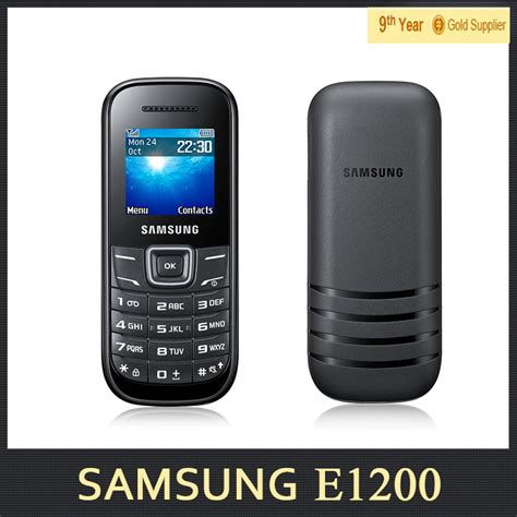 used unlocked cell phones cheap samsung e1200 original unlocked mobile phone gsm dualband classic e1200 cell phone