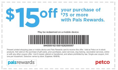 Petco Printable Coupons petco coupons printable coupons in store coupon codes