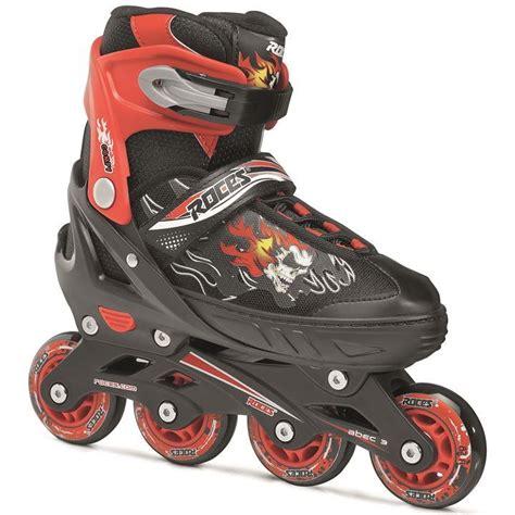 Play Roller Skates roces roces compy 6 0 roller skates junior boy skates