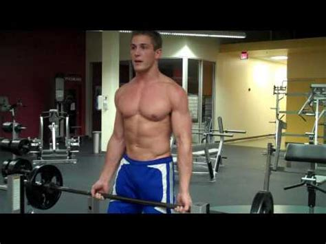 can you bench press with a curl bar how to straight bar bicep curl youtube