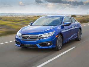 2016 honda civic coupe road track 0 60 mph review tfl