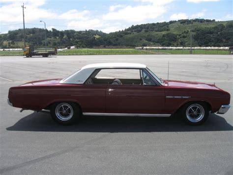 1965 buick skylark engine options seller of classic cars 1965 buick skylark burgundy