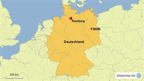 deutsches büro grüne karte hamburg deutschland hamburg jochicard landkarte f 252 r deutschland