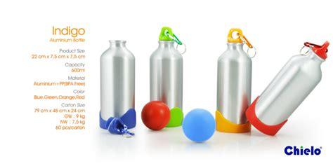 Indigo Alumunium Bottle micko gifts