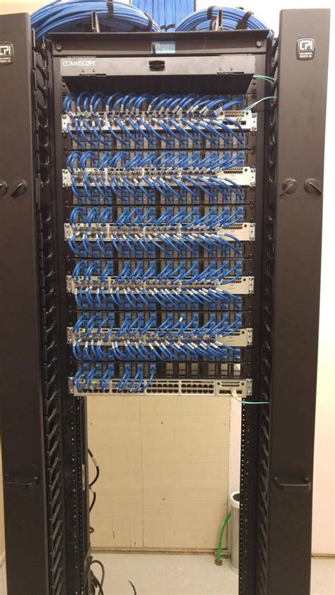 network rack layout simple small business cisco network rack great runs into