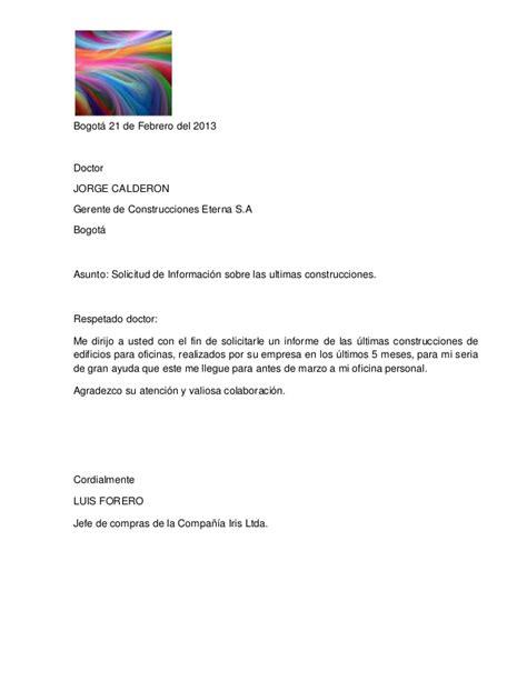 Carta De Empleo Estilo Bloque carta estilo bloque
