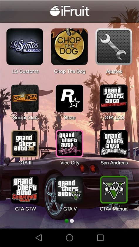 Grand Theft Auto Ifruit by Grand Theft Auto Ifruit 1 11 42 3 Android Apk