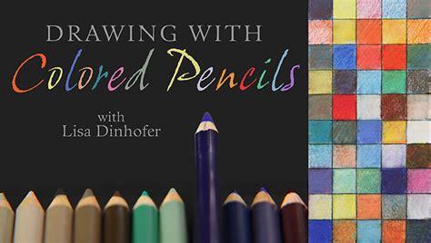 drawing  colored pencils  craftsy  drawing class