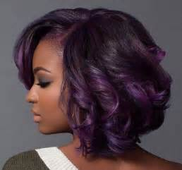 coloring relaxed hair purple and fab with macleantemu http community