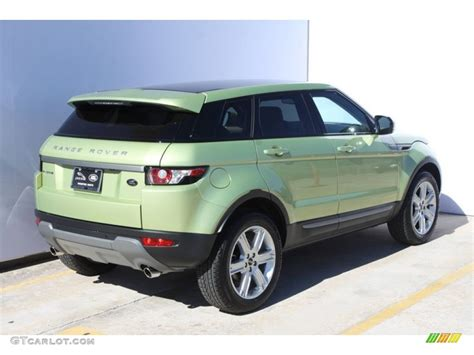 lime green range rover 2012 colima lime metallic land rover range rover evoque