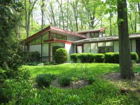 midcentury modern houses braxton and yancey mid century modern homes