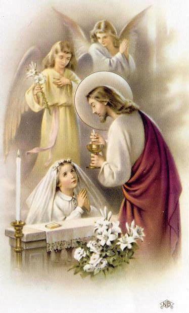 imagenes de jesus dando la comunion frases para primera comuni 243 n kireidesign