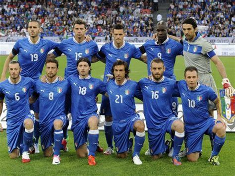 Sleeper Players Football 2014 by Pr 233 Sentation 233 Quipe Italie Pour La Coupe Du Monde 2014