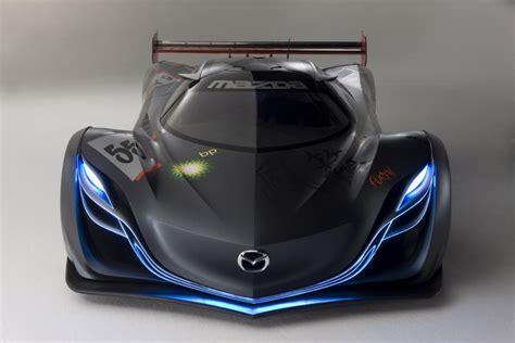 automobile zone mazda furai concept for race car