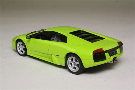 Lime Green Lamborghini For Sale Ixo Lamborghini Murcielago Lime Green 1 43 Scale Excellent