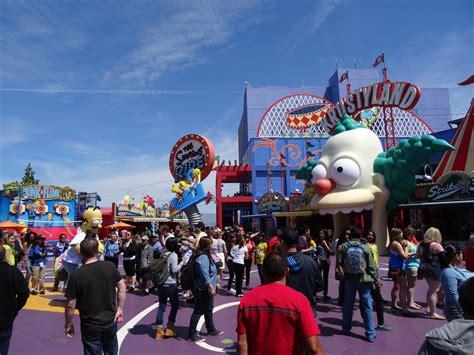 theme park universal studios universal studios hollywood theme park review