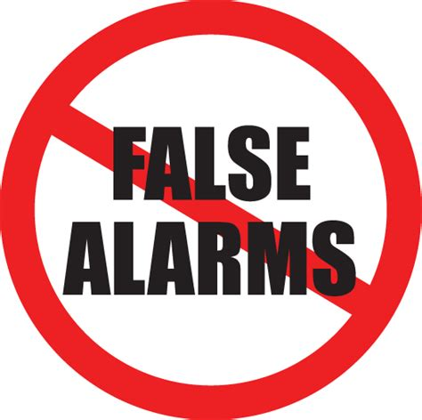 tips for preventing false alarms with your home alarm