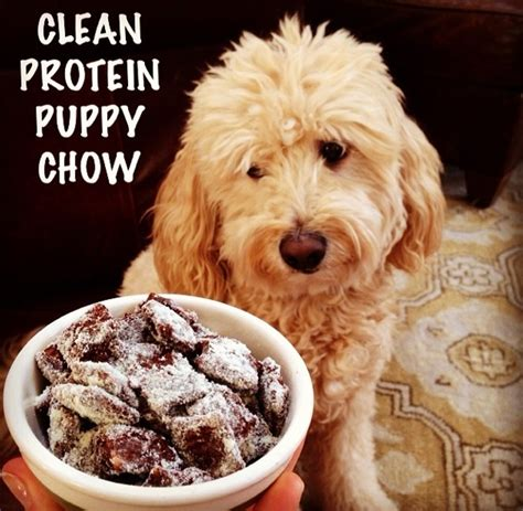 protein puppy chow ripped recipes clean protein puppy chow