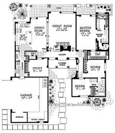 Adobe Homes Floor Plans Home Design And Style Adobe House Plans Designs