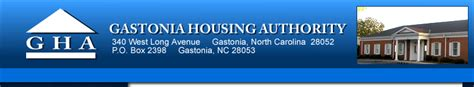 section 8 housing gastonia nc gastonia housing authority