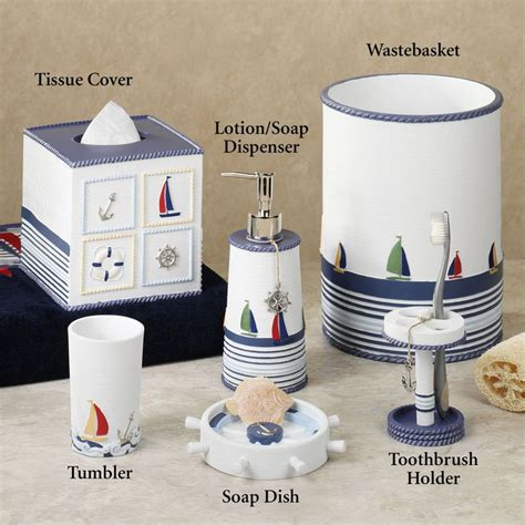nautica bathroom 1000 ideas about nautical bathroom accessories on