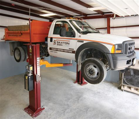 Low Ceiling Auto Lift 2 post lifts mohawk lifts