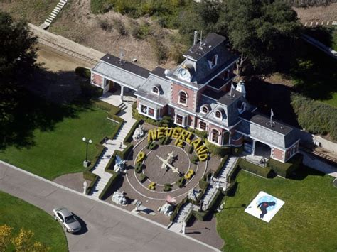 michael jackson s neverland hits market with new name