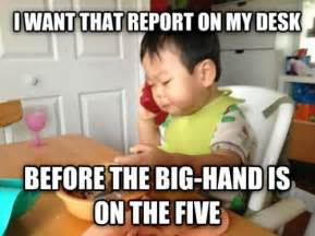Baby On Phone Meme - the best of the business baby meme 20 photos thechive