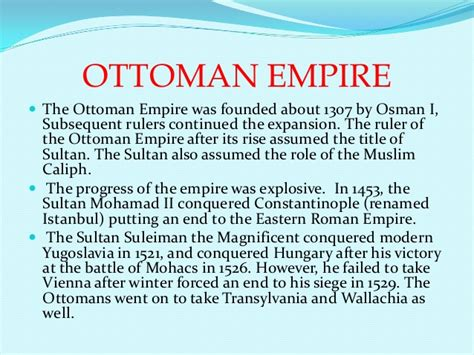 where did the ottomans come from the muslim gunpowder
