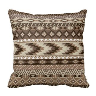 tribal pattern cushions aztec cushions aztec scatter cushions zazzle co uk