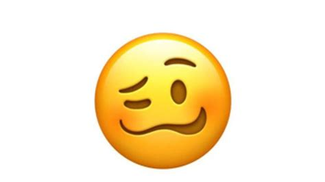 iphone emojis the is confused what does the new woozy emoji