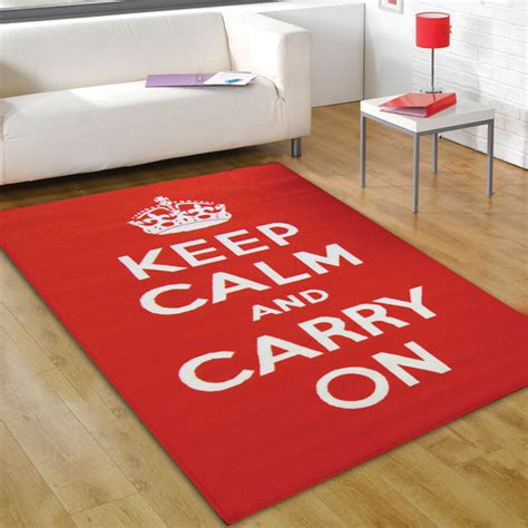 keep calm and carry on rug keep calm and carry on decor for your home idesignarch interior design architecture
