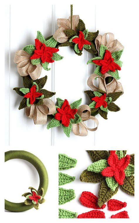 christmas wreath patterns