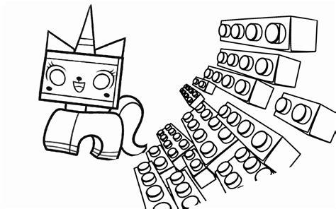 lego adventures coloring pages coloring adventure lego unikitty brick jpg dans lego movie