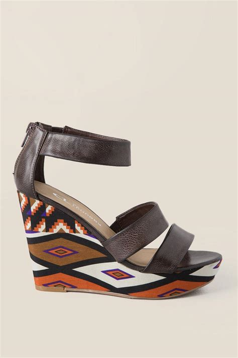 Wedges Cl cl by laundry ines wedge s