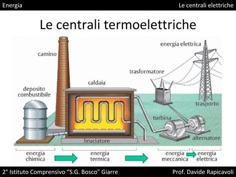 centrali termoelettriche ppt scaricare le centrali elettriche ppt scaricare