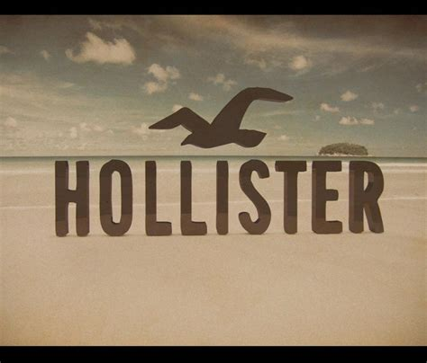 Hollister Logo Graphic Large hollister logo brands logos wallpapers logos places and the o jays