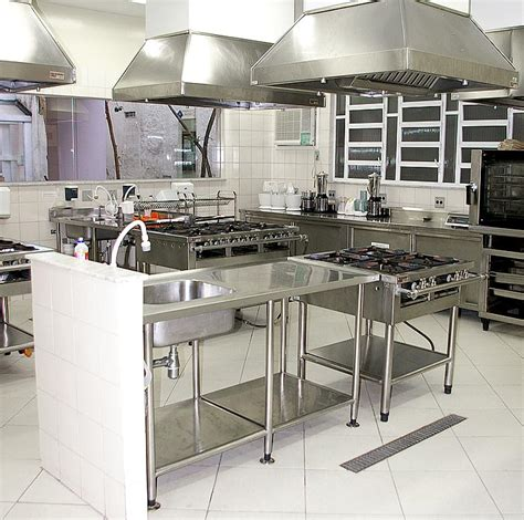 stainless steel commercial kitchen cabinets stainless steel industrial kitchens afreakatheart
