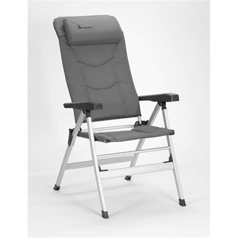 Lightweight Caravan Chairs by Thor Lightweight Alloy Folding Reclining Cing