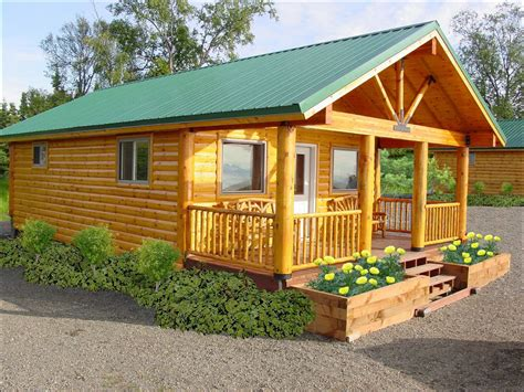 Knotty Pine Cottage From Panelconcepts Com Quot The Small Premade Tiny Houses
