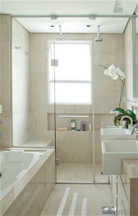 Neutral Colored Bathrooms by Colorful Ideas To Visually Enlarge Your Small Bathroom