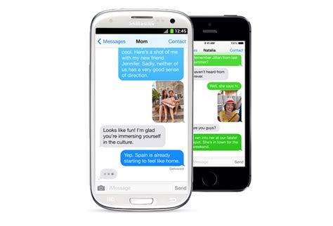 android imessage voce apple presenter 224 imessage per android alla wwdc macitynet it